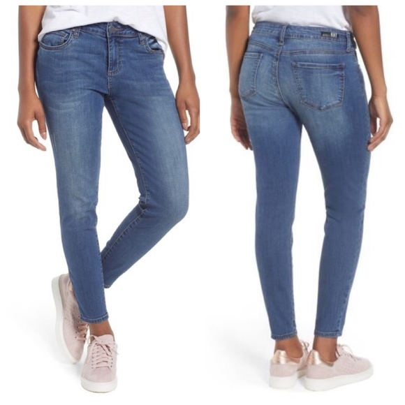 Kut from the Kloth Denim - SOLD   KUT FROM THE KLOTH 'Donna' Skinny Jeans
